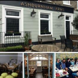 Ashburnham Arms, Greenwich, London