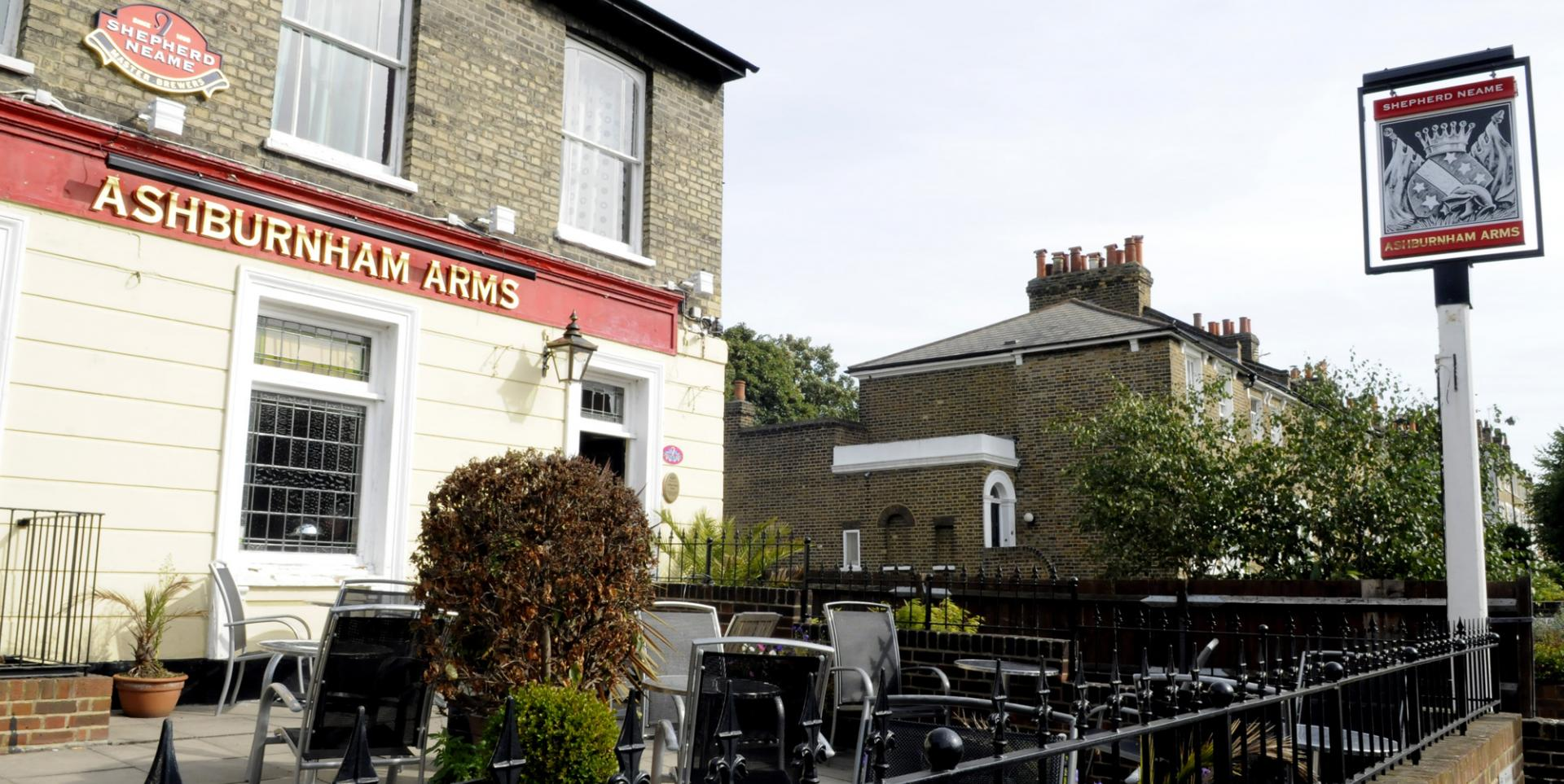 The Ashburnham Arms Greenwich